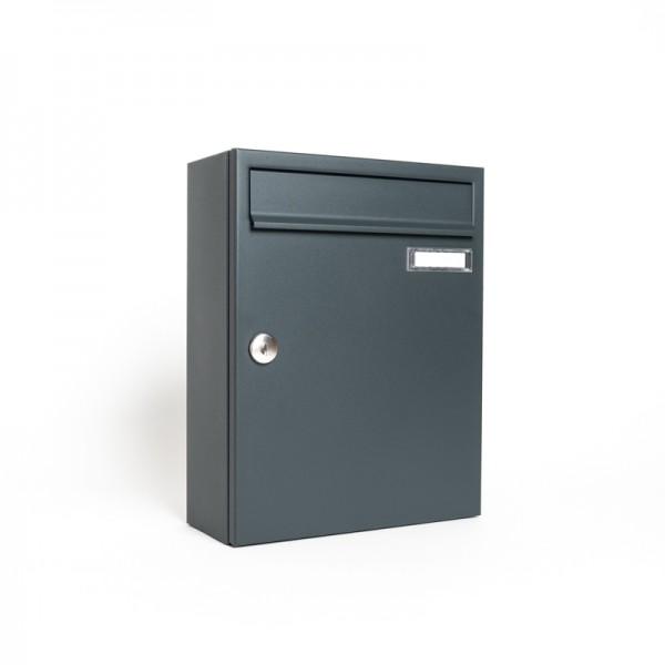Briefkasten Master Zwick Helldorado RAL 7016