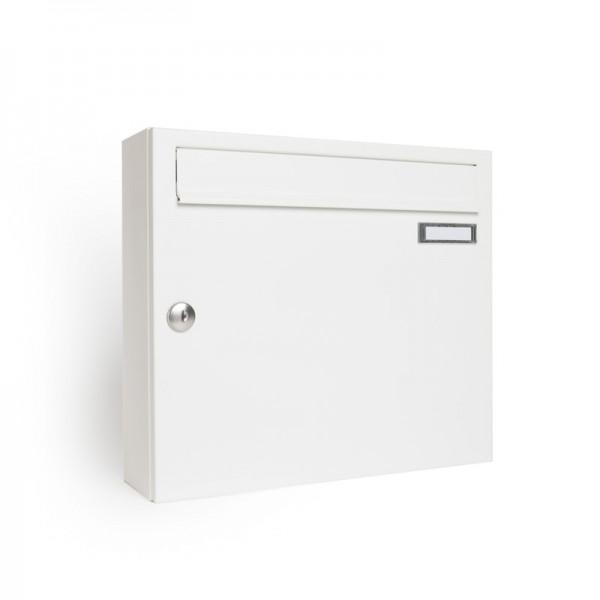 Briefkasten MASTER ZWICK Helldorado RAL 9016 feinstruktur