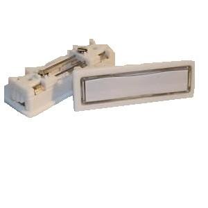 Pulsante campanello ZWICK NT1331 bianco