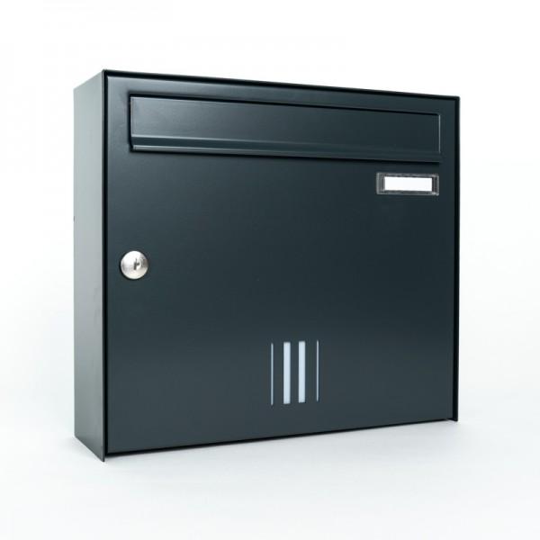 Briefkasten Wandmontage ZWICK Helldorado